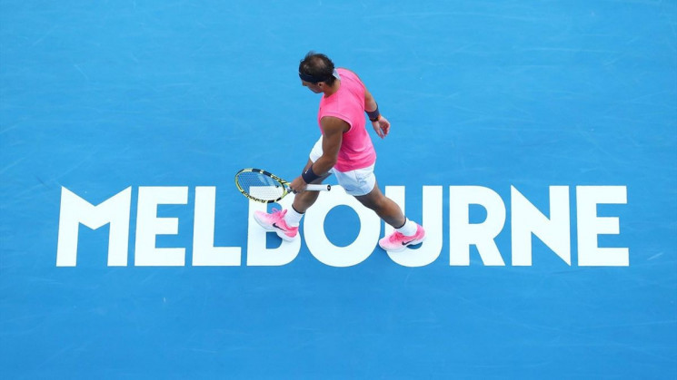 Australian Open, який перебуває під загр…