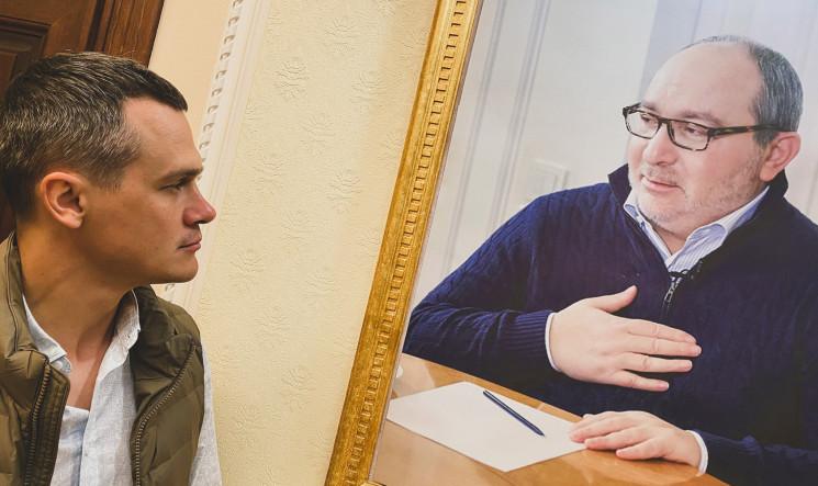 Екс-голова Харківської ОДА Кучер працюва…