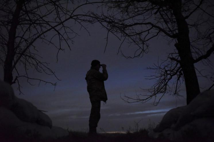 Вночі російські найманці обстріляли наши…