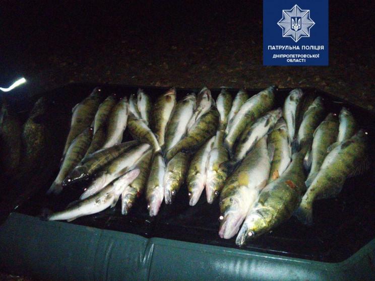 У Дніпрі поліція зловила аквалангіста-бр…