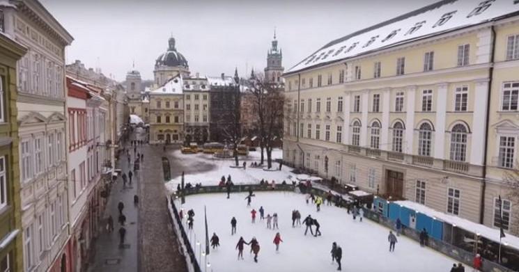 Коли у Львові знову випаде сніг…
