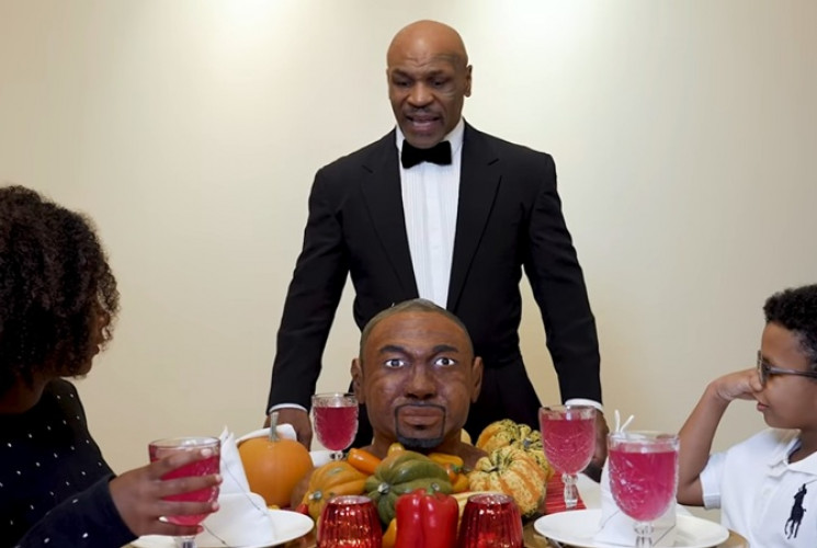 Жесть дня: Скандальному боксеру Тайсону…