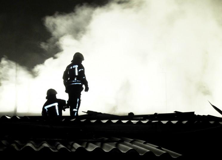 В Одесі сталася потужна пожежа на Малій…