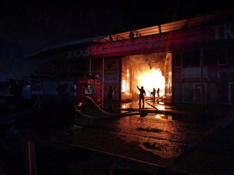 Харьковская полиция расследует поджог кр…