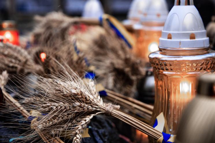 В Ужгороді вшанували пам'ять жертв Голод…