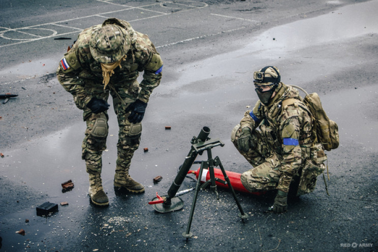 Війна на Донбасі: Під Водяним окупанти с…