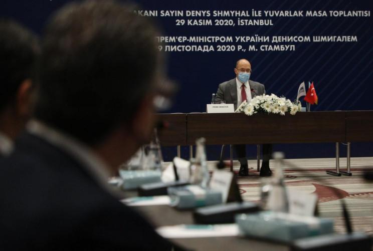 Шмыгаль зовет в Украину турецких инвесто…