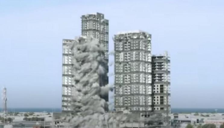 В ОАЕ одночасно підірвали чотири хмарочо…