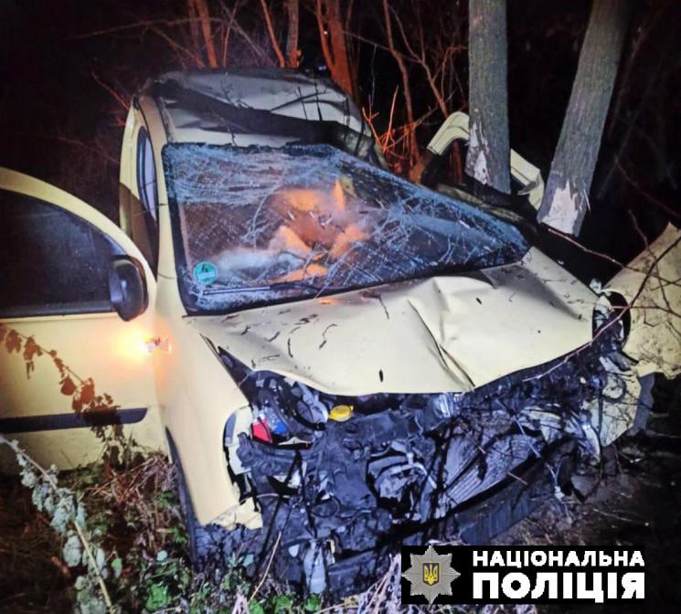 У Чернігові пасажир викрав таксі і загин…