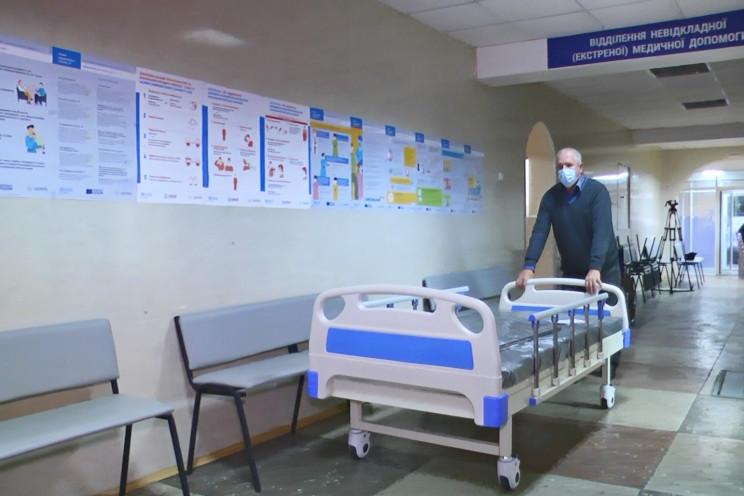 На Вінниччині госпіталізовано понад тися…