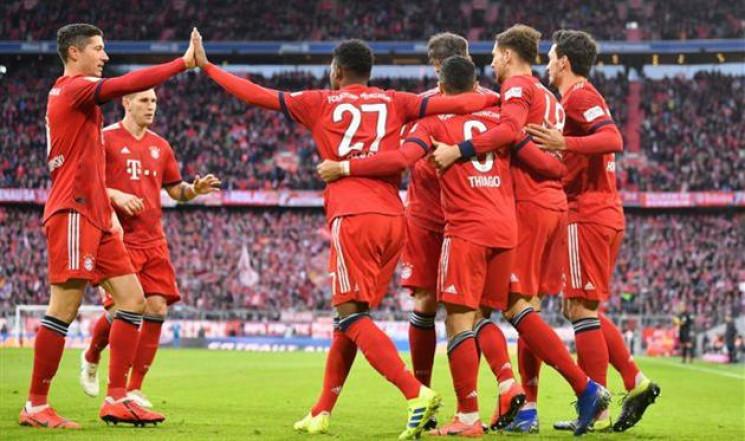 """""""Баварія"""" – лідер: Якою є турнірна табли…"""