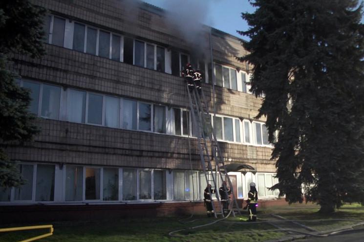 У Хмельницькому понад два десятка рятува…