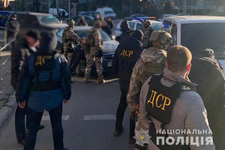 В Тернополе задержали интернациональную…