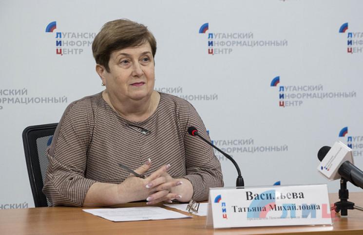 """У """"ЛНР"""" вирішили порахувати пенсіонерів…"""