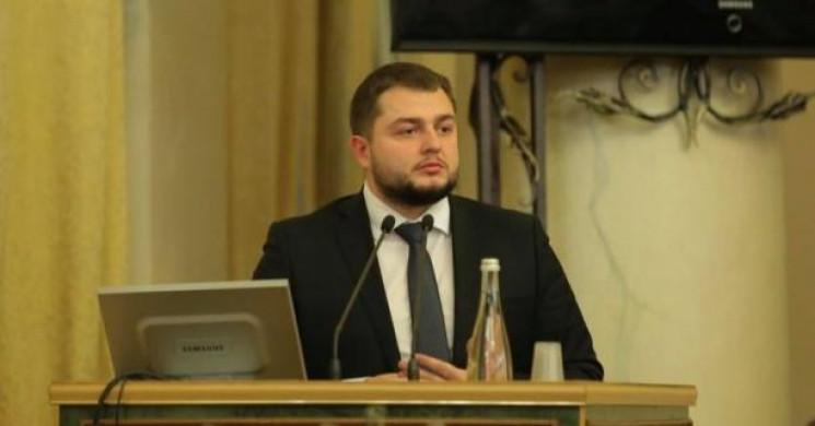 Юрий Холод стал заместителем председател…