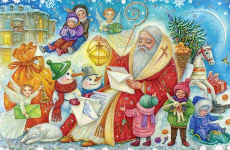 Празднуй по-украински: Святой Николай —…