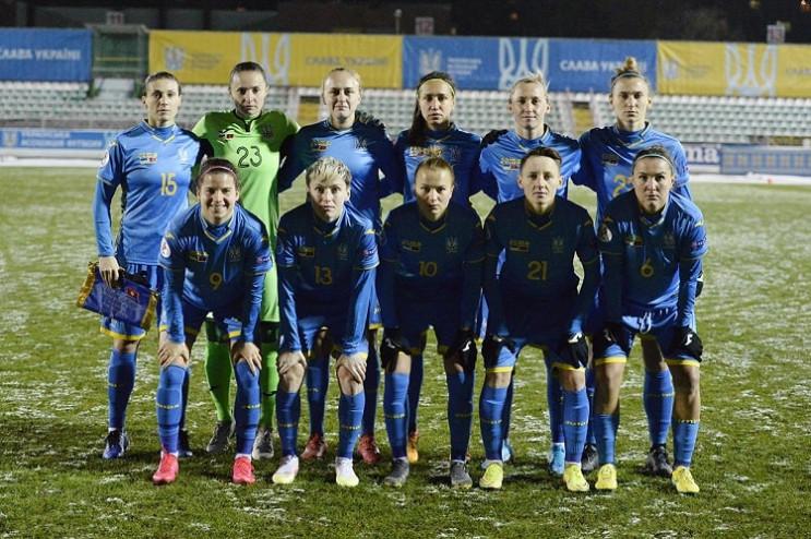 Збірна України обіграла Чорногорію і рве…