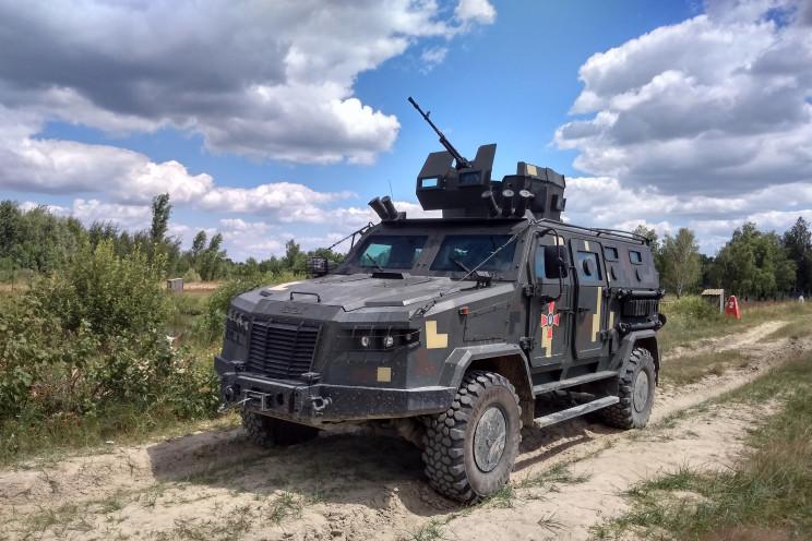 Як Україна розбудовує свою армію: Легка…