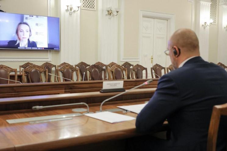 Уряд зібрався на чергове онлайн-засіданн…
