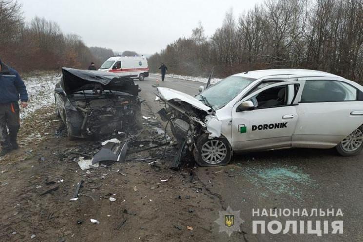 Прикарпатець на Тернопільщині порушив ПД…