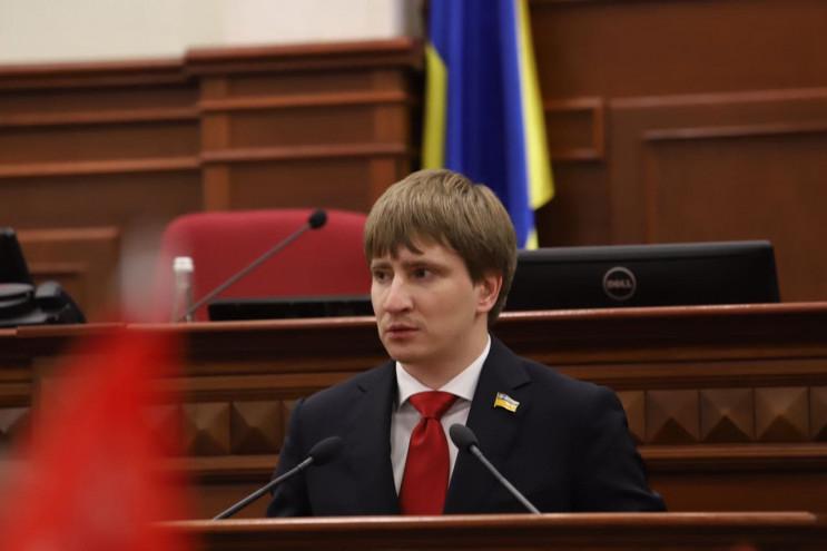 У Київраді обрали секретаря…