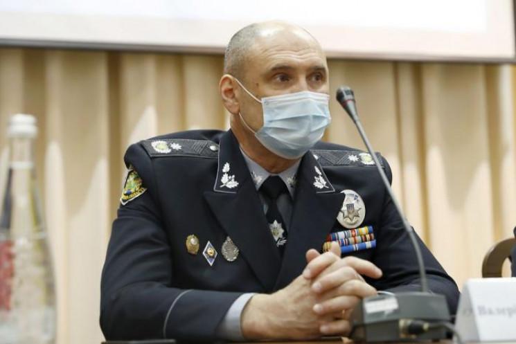 Экс-руководитель полиции Харьковщины вер…