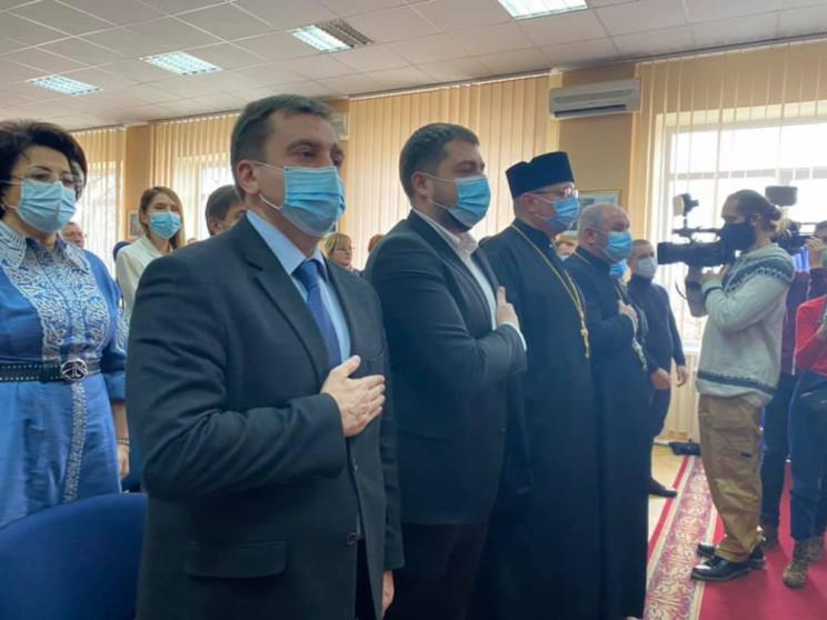 Во Львовский районный совет прошли пять…