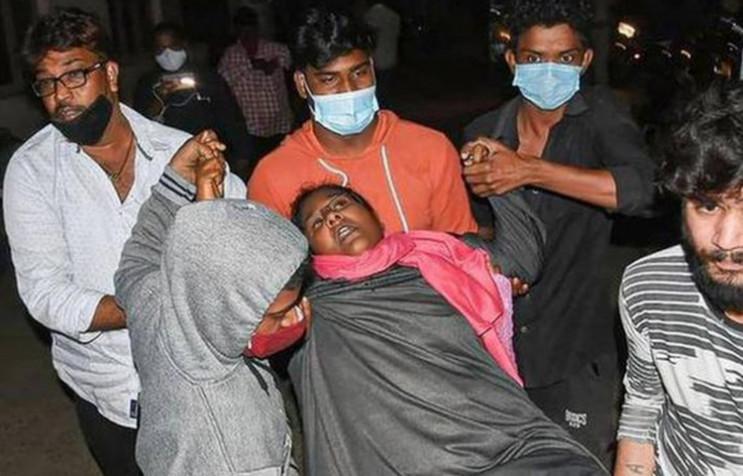 Індією шириться загадкова хвороба. Новий…