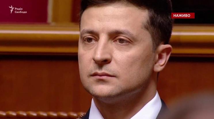 Зеленський подав у Раду законопроект про…