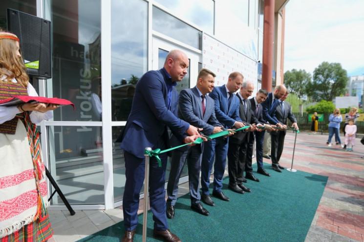 В Тернополе открыли Почетное Консульство…