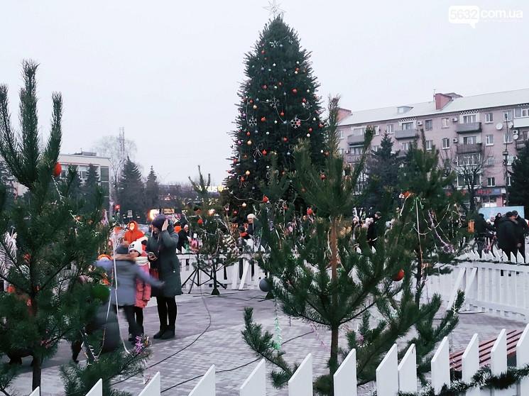 В Павлограде открыли самую большую живую…