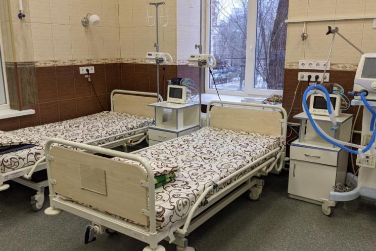 У Харкові до прийому пацієнтів із COVID-…
