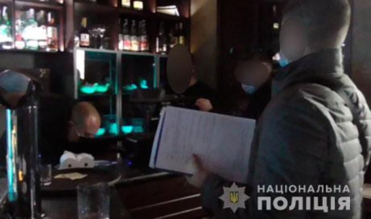 На Полтавщині викрили нічні заклади, які…