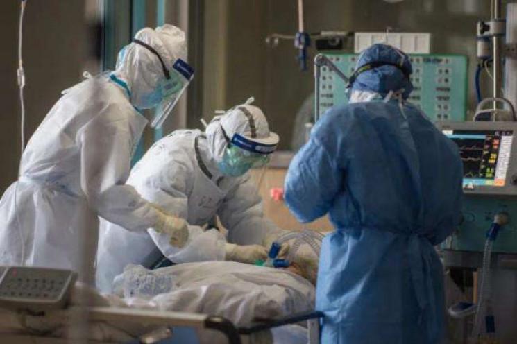 Де зараз найбільше хворих з COVID-19 на…