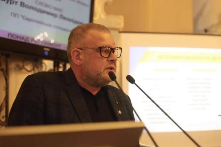 Львівщина отримала бюджет на 2021 рік…