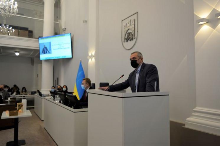 Свободівець став секретарем ради Львівсь…
