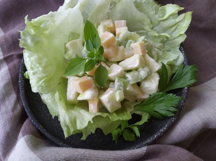 Таємниці подільської кухні: Три салати,…