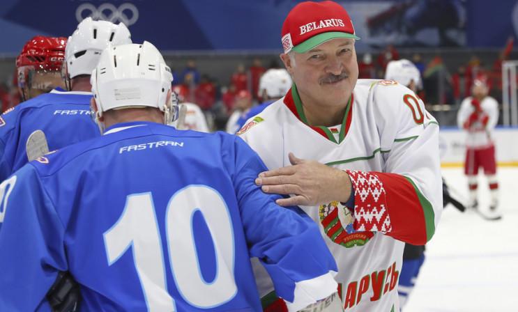 У Білорусі через Лукашенка заберуть чемп…