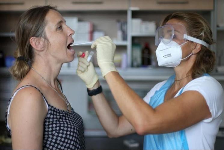 Луганщина порахувала нові випадки інфіку…