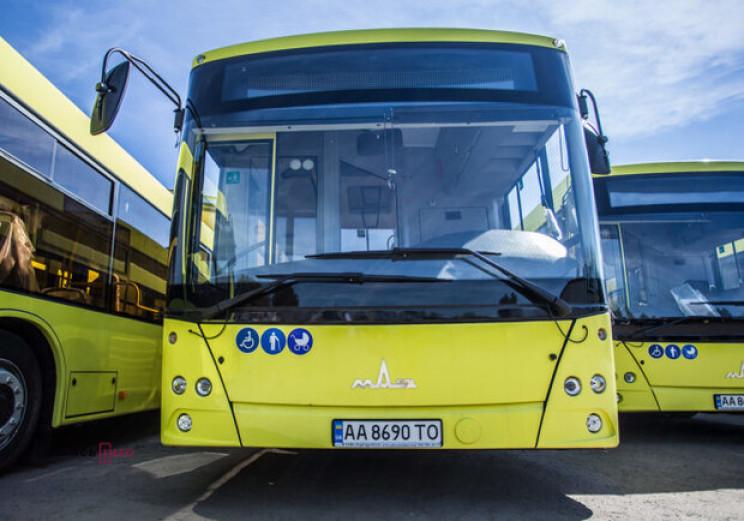З'явилася схема руху львівського автобус…
