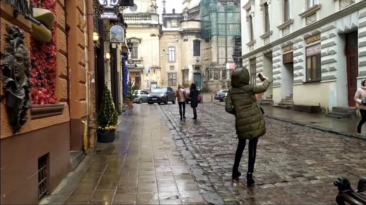 Який вигляд має Новорічний Львів (ВІДЕО)…