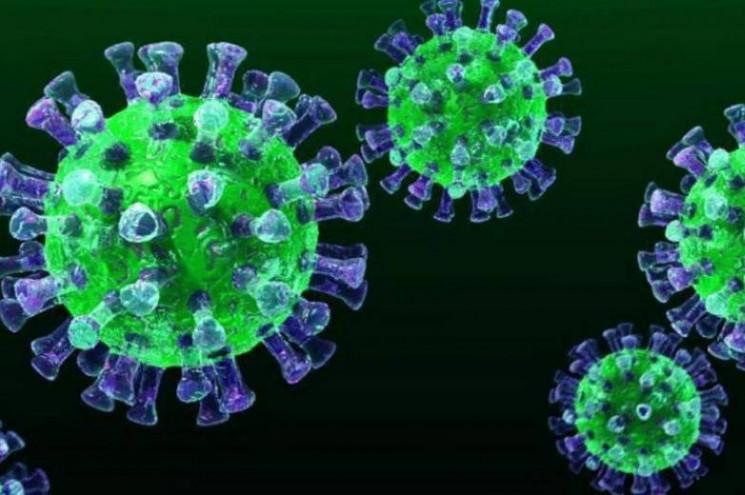 Кількість хворих на коронавірус на Хмель…