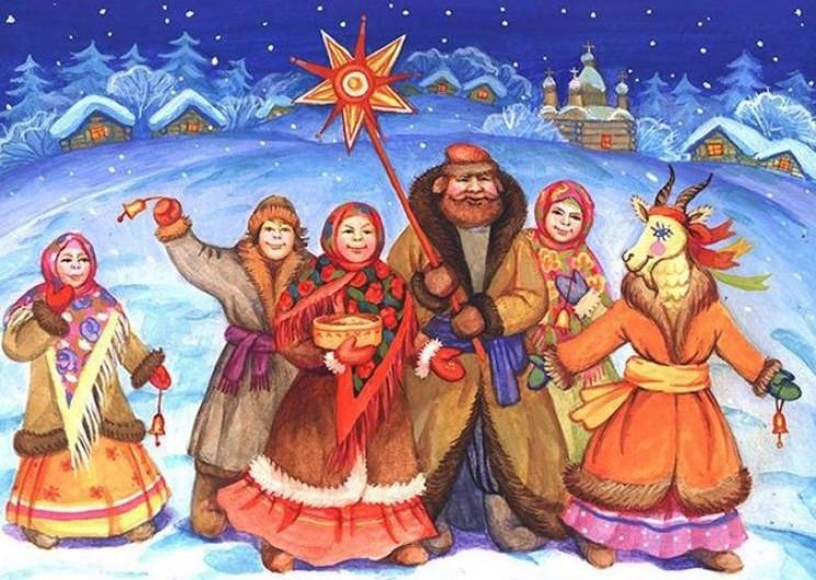 Что приготовить на Старый Новый год: 12…