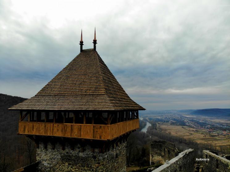 Оновлений Невицький замок показали із ви…