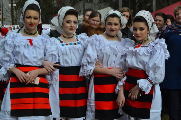 На Тячівщині відзначили традиційне румун…