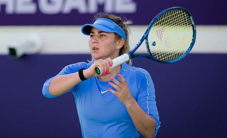 Перспективна українська тенісистка визна…
