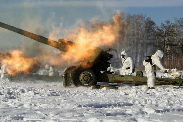 Выходные в ООС: Бойцы ВСУ открыли огонь…