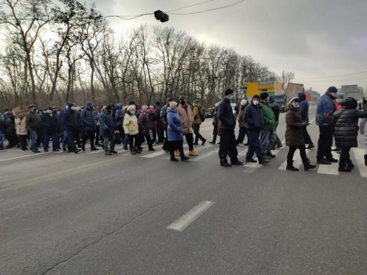 Масові протести на Харківщині: Світлична…