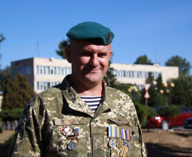 Біля Канева зник ветеран російсько-украї…