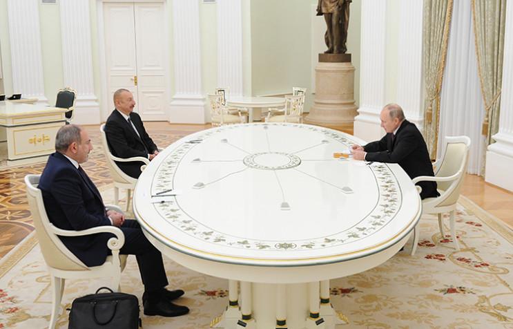 Ілюзії Кремля у Карабаху: Навіщо Путіну…